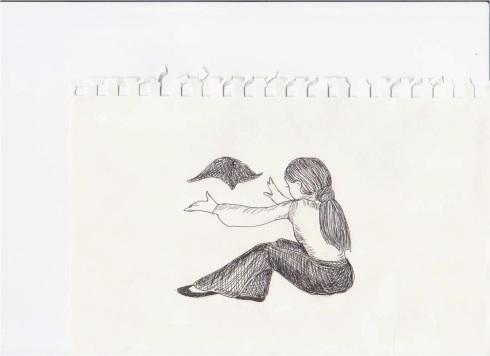 Anais - Drawing 1