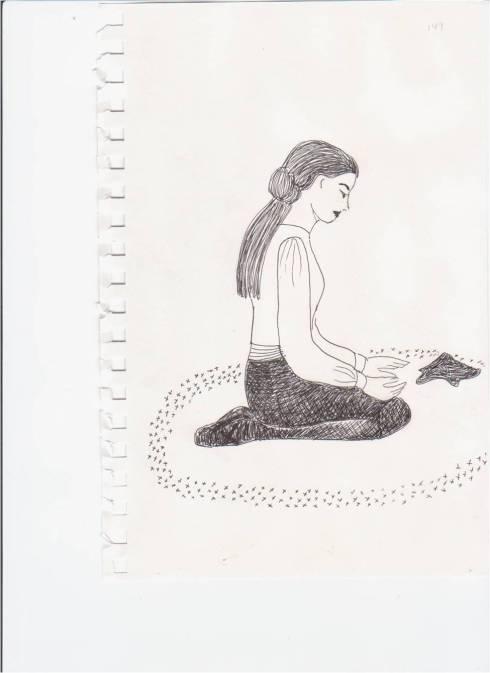 Anais - Drawing 2