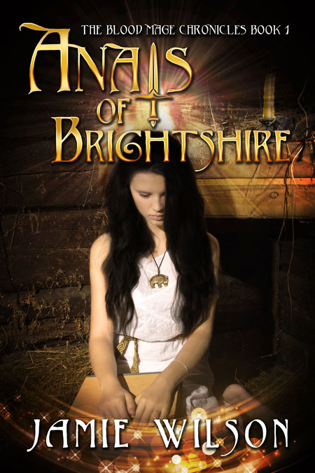Anais of Brightshire - Cover from Beetiful