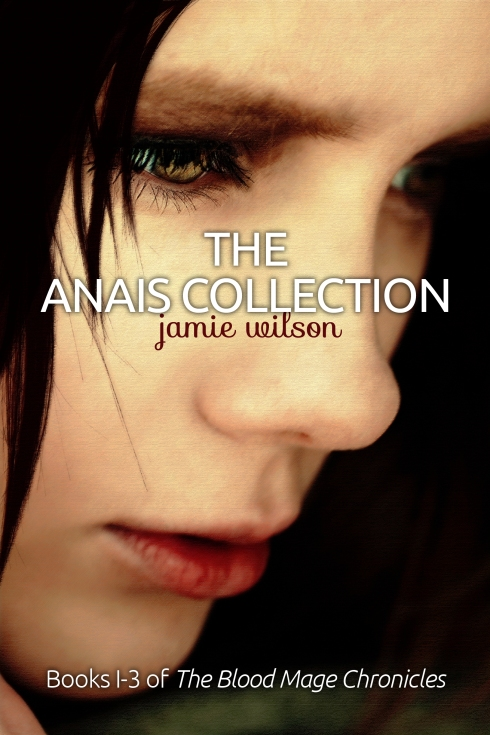 The Anais Collection - Cover from Beetiful